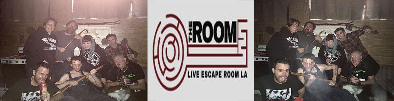 The Cabin Escape Room at The Room LA