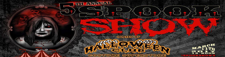 Spook Show 5 My Haunt Life