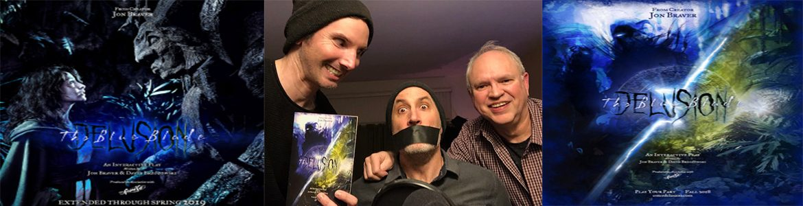 Interview Jon Braver Delusion Haunted Play Blue Blade Los Angeles